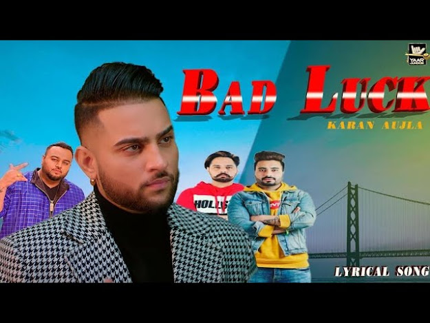Bad Luck Song Lyrics | Karan Aujla | Monty & Waris | Yaar Jundi De | New Punjabi Songs 2020 Lyrics Planet