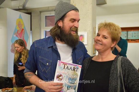 Menno de Koning en Patricia van Buuren Schothorst