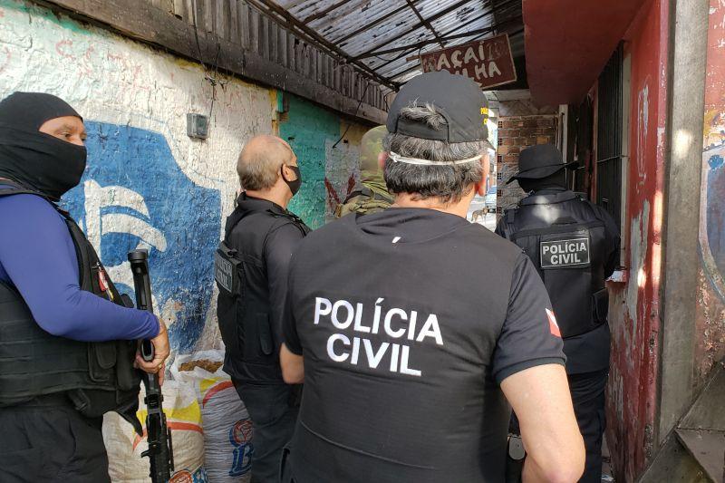 Governo divulga edital com cerca de 3,5 mil vagas para Polícia Civil e Militar do PA