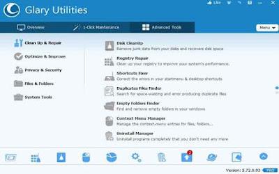 Glary Utilities Pro 5.106.0.130 F.U.L.L