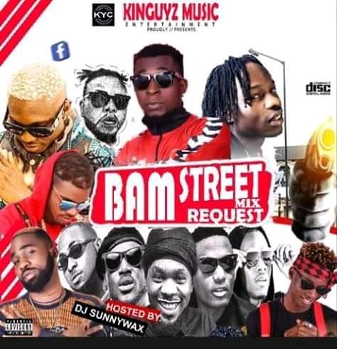 Mixtape: DJ Sunnywax - Bam Street Mix @djsunnywax01