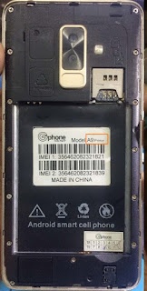 Gphone a9 prime firmware 100% tested without password