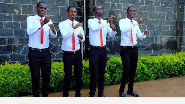 Niongoze Bwana ~ Kwaya ya Mt. Joseph Chuo kikuu cha kikatoliki Mwenge [DOWNLOAD AUDIO MP3]