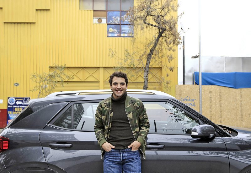 Andreas Puyol, hijo del ex crack azul Mariano Puyol