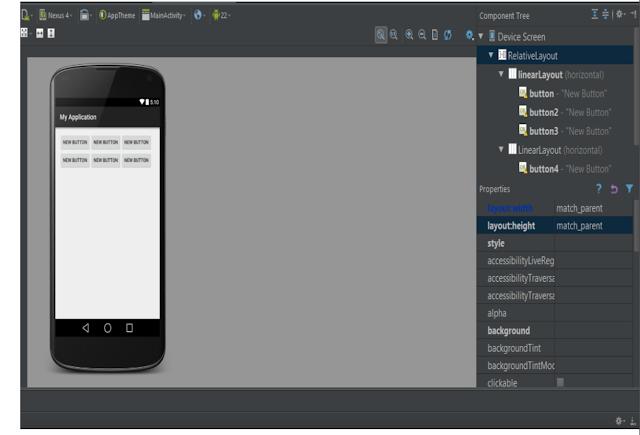 Android Studio Programlama Bölüm 8(Layoutlar)