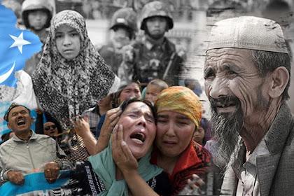 Istana Tak Ikut Campur Soal Uighur, PA 212: Apa Karena Pemerintah Lagi Butuh China?