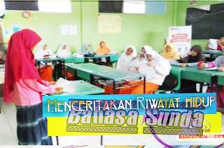 Tips Menceritakan Riwayat Hidup Untuk Siswa SMP Bahasa Sunda + Video