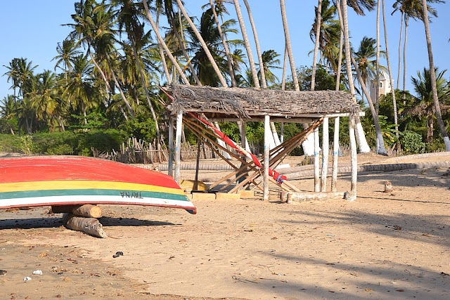 Turismo: Cajueiro da Praia