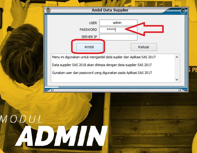 Aplikasi SAS 2018 - Sahabat Komputindo