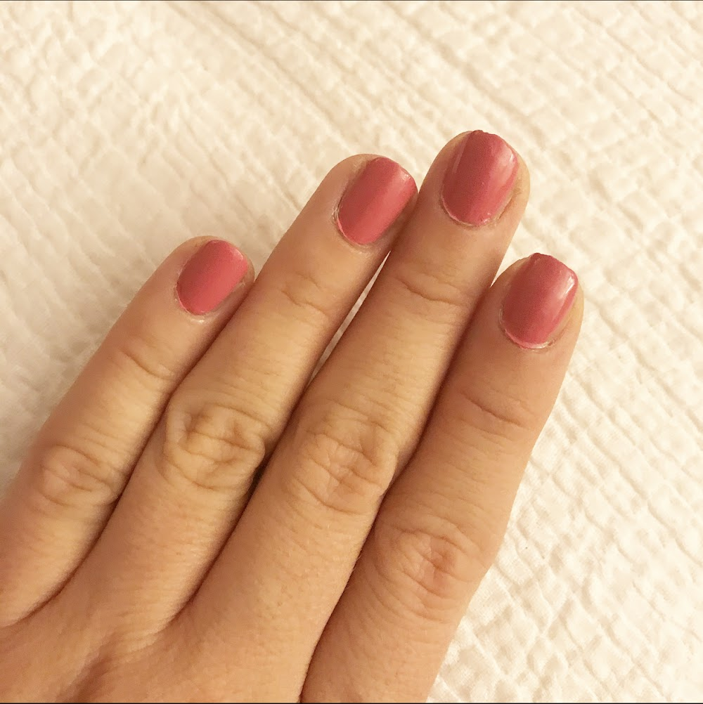 Manicure Monday: Essie Valentine's Day Talk Sweet to Me