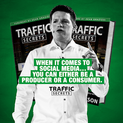 how to get more traffic to website: traffic secrets