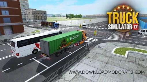 Truck Simulator v1.8 Mod Apk 2017