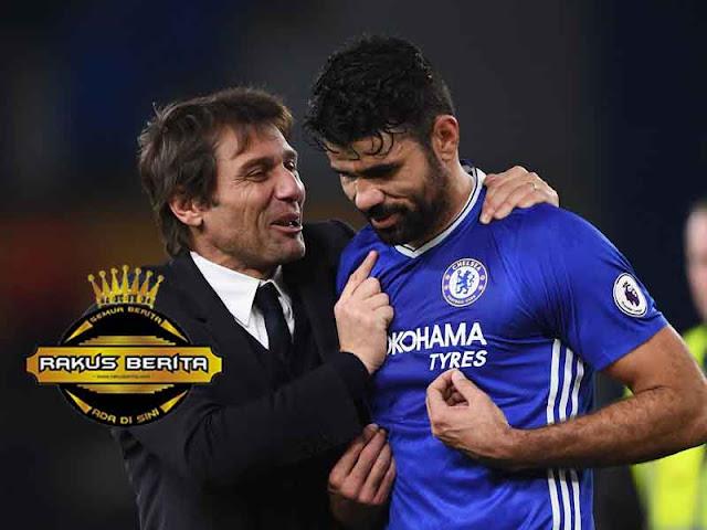 Antonio Conte 'Terima Kasih Dan Selamat Tinggal Costa !'