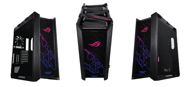 ASUS outs its first ever gaming PC case ROG Strix Helios