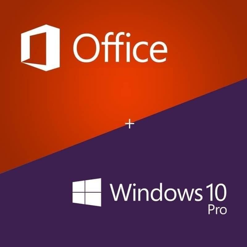 Windows 10 Pro X64 + Office 2019 ProPlus Maio 2020 Download Grátis