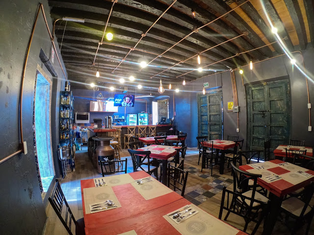Toma Todo: El Restaurante-Kantina que Zacatlán esperaba