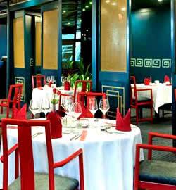 Transcorp Hilton Oriental Restaurant