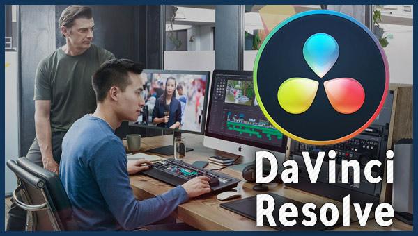 تحميل برنامج مونتاج الشهير DaVinci Resolve اخر اصدار مجانا