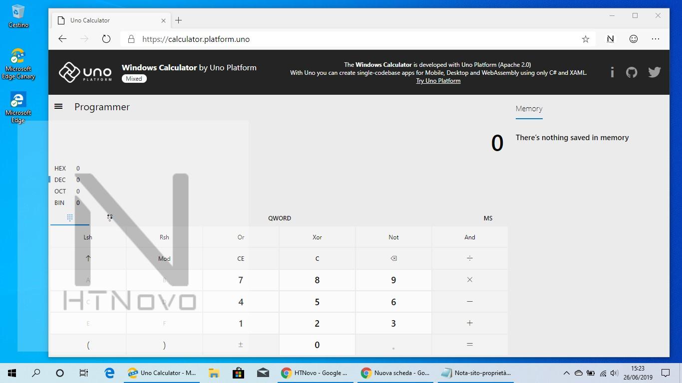 Calcolatrice-windows-10-android-ios-web