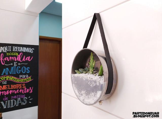 decoração plantas