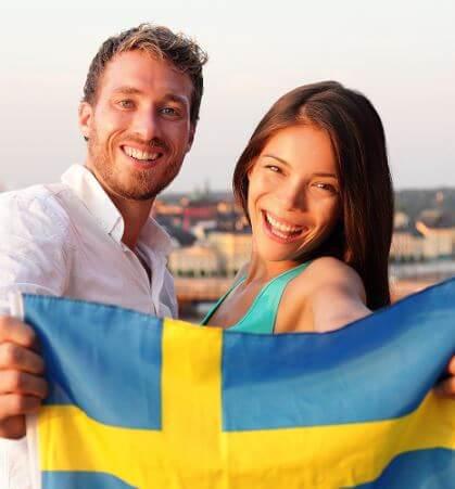 تأشيرات العمل الحر الى السويد