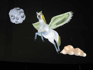 Pegasus & The Spaceship?