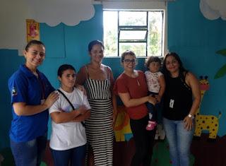 CRAS e Fundo Social organizam Chá de Bebê para gestantes do Programa Criança Feliz