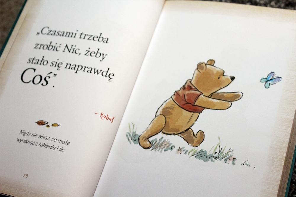 Mała Księga Mądrości Kubusia Puchatka Coś Co Każdy Powinien Sobie