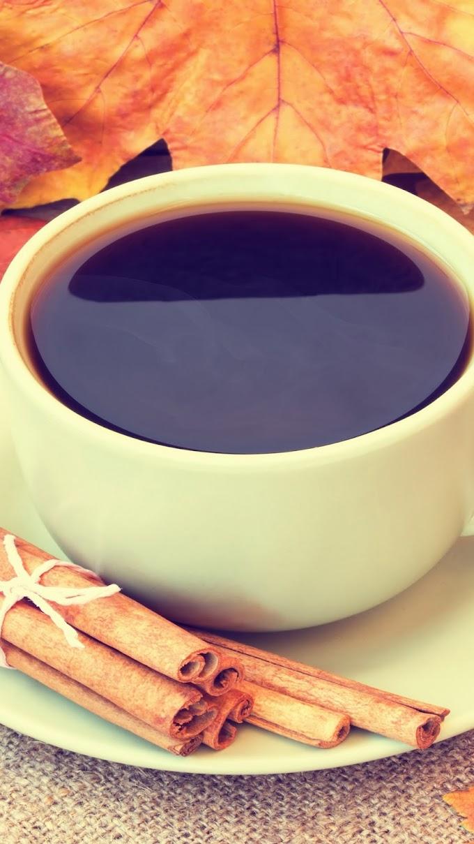 Papel de Parede Café para Celular
