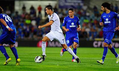 موعد مباراة ريال مدريد وخيتافي السبت 3-3-2018 ضمن الدوري الإسباني والقناة الناقلة