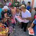 Alcalde Tavito Suberví entrega cientos de juguetes a niños y niñas de escasos recursos. también  internos en el Hospital Jaime Mota recibieron juguetes
