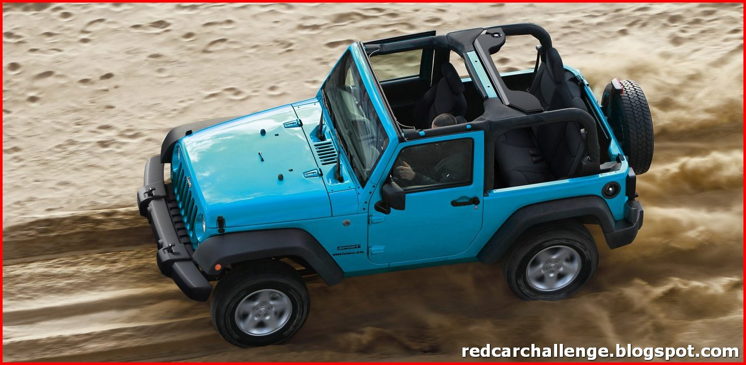 Jeep Wrangler Lease Special