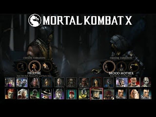 Download Mortal Kombat X Mod APK + Data v1.11.1 Update Terbaru 2017 Gratis