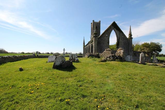 Ruined Ballinafagh Church
