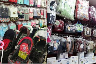 grosir perlengkapan bayi Jakarta Pusat