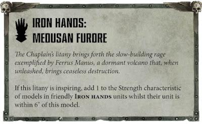 Letanías Manso de hierro