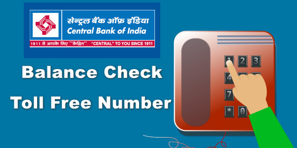 Central Bank Of India Balance Check Kaise Kare {Balance Check MissedCall Number}