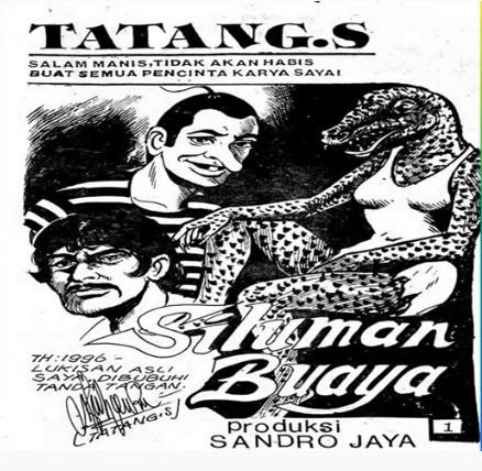 Dilarang COPAS - situs resmi www.mangacanblog.com - Komik siluman buaya 001 - chapter 1 2 Indonesia siluman buaya 001 - chapter 1 Terbaru |Baca Manga Komik Indonesia|Mangacan