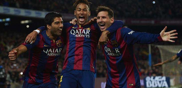 Barcelona Di Desak Messi dan Suarez Untuk Rekrut Penyerang Rp2,8 Triliun Ini