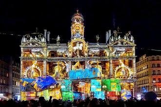 Ailleurs : Fête des Lumières 2019, Lyon Ville Lumière, manifestation artistique et poétique d'envergure internationale