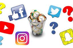 Tips Jitu Mengelola Waktu (#4): Enyahkan Candu Media Sosial