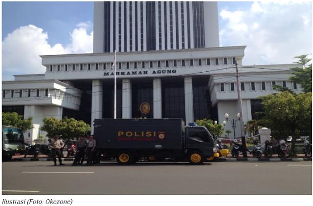 Jokowi Dukung MA Permudah Rakyat Mencari Keadilan