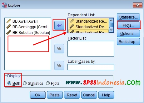Uji Normalitas dalam Uji Repeated Measures Anova dengan SPSS