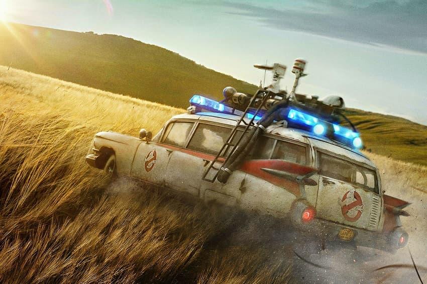 Айван Райтман прослезился на премьере хоррора «Охотники за привидениями 3: Наследники»