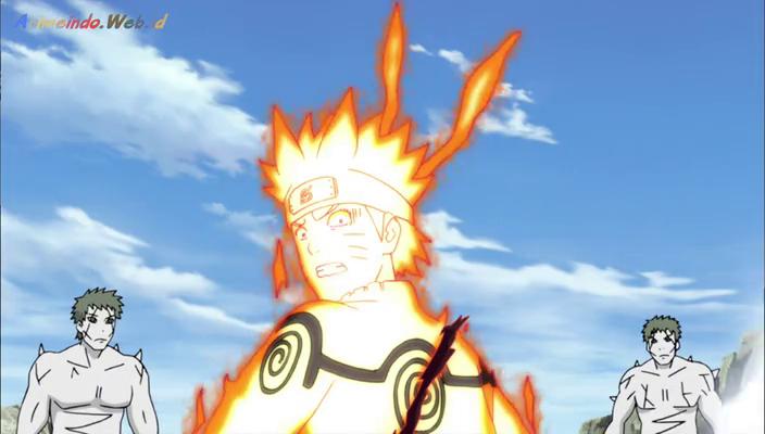 Naruto Shippuden 320 Subtitle Indonesia - Animeindo