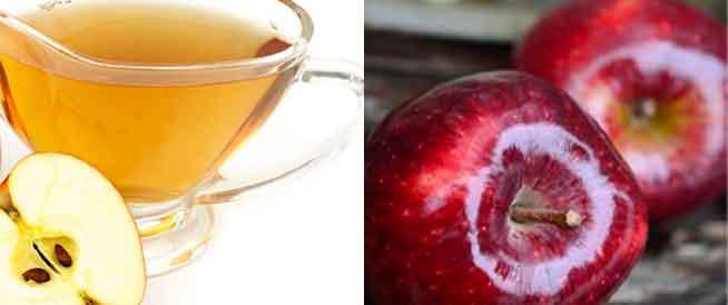 هل يساعد خل التفاح على إنقاص الوزن؟