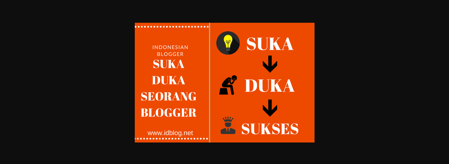 suka duka menjadi blogger