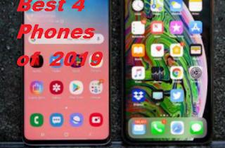 Best 4 Phones of 2020