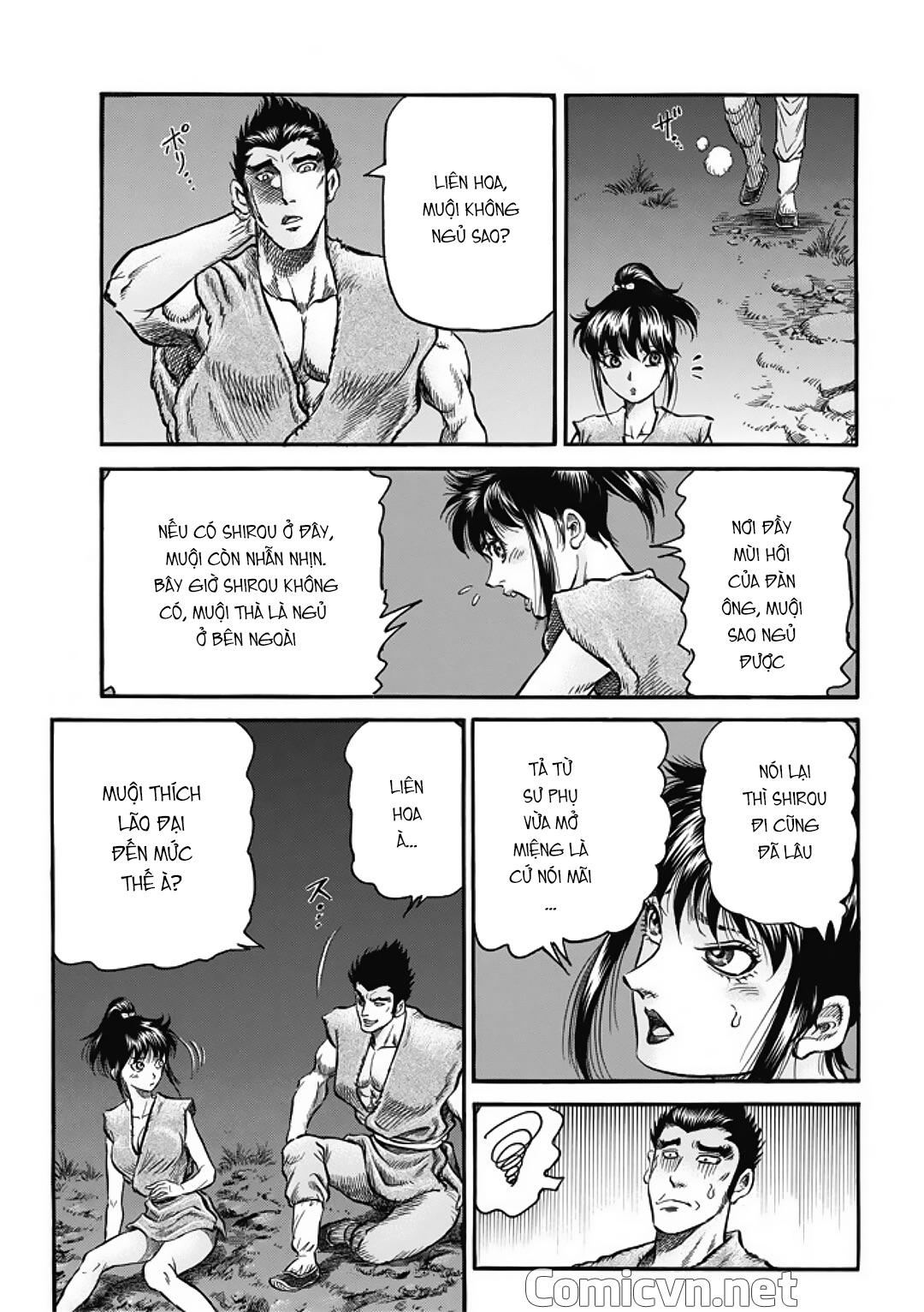 Chú Bé Rồng - Ryuuroden chap 281 - Trang 3