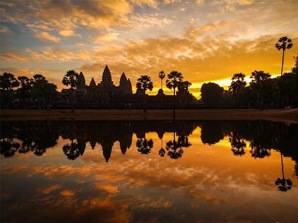 Visite angkor en 2 jours avec le temple de Beng Mealea